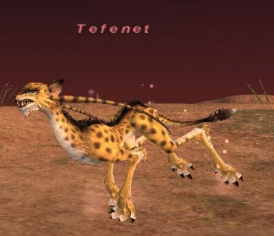 Тефенет из мира Final Fantasy