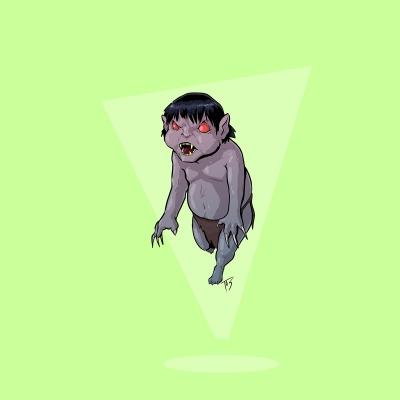 Тиянак. Иллюстрация Трэйси Шепарда