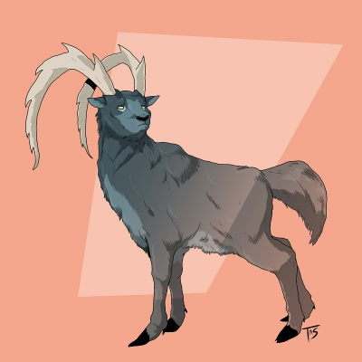 Парандр. Иллюстрация Трэйси Шепарда
