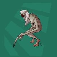 Утьлуньта. Иллюстрация Трэйси Шепарда