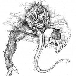 Акасита. Рисунок Gitoku