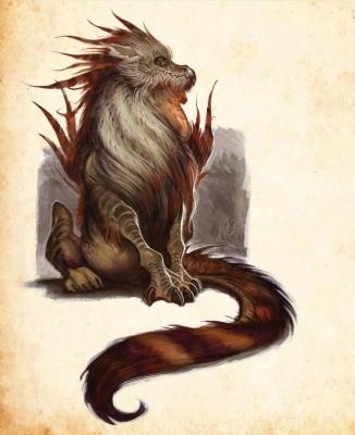 Альфин. Иллюстрация Уильяма О'Коннора