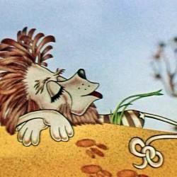 """Муравьиный лев из мультфильма """"Муми-дол: Всё дело в шляпе"""""""