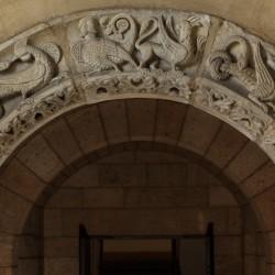 Бестиарская арка из Метрополитен-музея