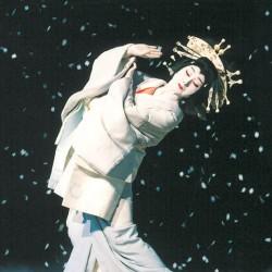 Юки-онна в театре Кабуки