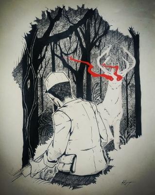 Аньянга. Иллюстрация HETthePumpking