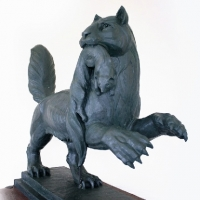Бабр. Скульптура Натальи Бакут