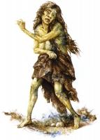 Бадзула. Рисунок Игоря Гордиенка