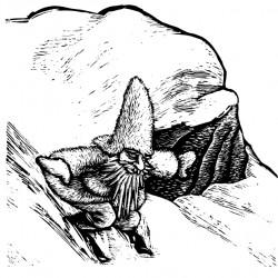 Барбегази. Иллюстрация Мерли Инсинга