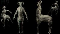 "Бариаур. 3D-модель от Дэниэля ""renderdude"" Хааса"