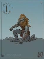 Великан Иди (Iði). Иллюстрация Томаса Денмарка