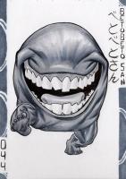 Бэтобэто-сан. Иллюстрация Лукаса Перейры