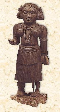 Female Bhuta