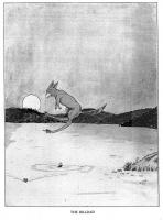 """Бильдад. Иллюстрация Кёр Дю Буа из книги """"Устрашающие твари промысловых лесов"""""""