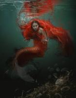 Кровавый зодиак: рыбы. Art by Vasylina