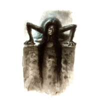Богинки. Иллюстрация Светозара Кошицкого