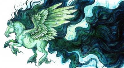 Кевил-Дур. Иллюстрация Коллетт Эллис