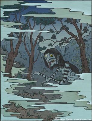 Тими. Иллюстрация Мэттью Мэйера