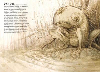 Чмух (Ćmuch). Иллюстрация Павла Зыха (Paweł Zych)