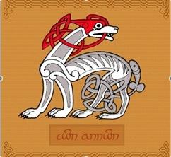 Орнаментированный рисунок Кун Аннун