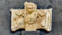 Рукокрылый демон Камазотц. Фигура из Археологического музея Копана (Гондурас)
