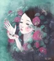Фуруцубаки-но рэй. Иллюстрация Евы Алеф