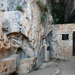 Пещера дракона (Zmajeva Špilja) на хорватском острове Брач