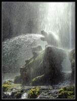 Драконий фонтан в Тиволи