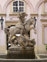 Драконоборец Братиславы