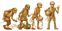 Дуэнде, трансформирующиеся в народном сознании в более современный образ. Иллюстрация Рикардо Санчеса