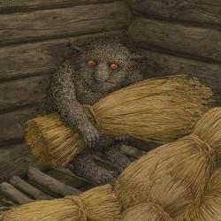 Евник. Рисунок Валерия Славука