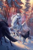 Охота. Иллюстрация Эрана Фаулера