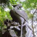 Фэнхуан. Статуя в городе Наньнин