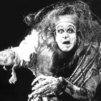 Чарльз Огл в роли Чудовища Франкенштейна в фильме 1910 года
