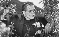 "Борис Карлофф в роли чудовища Франкенштейна. Кадр из фильма ""Франкенштейн"" (1931)"