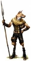Гнолл. Концепт-арт к игре Everquest