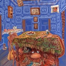Бабай. Иллюстрация Ларисы Рябининой