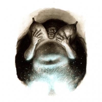Гыргалица. Иллюстрация Светозара Кошицкого