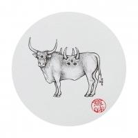 Хакутаку. Рисунок Иман Джой Эль Шами-Мадер