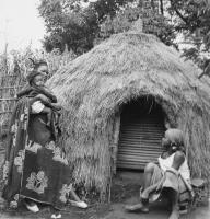 Женщины народа хауса. Камерун, 1965