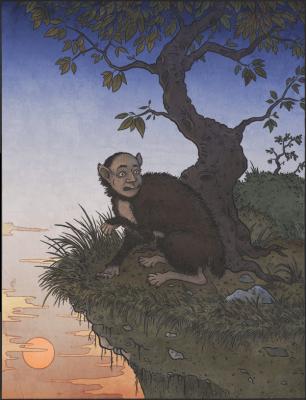 Хоко. Иллюстрация Мэттью Мэйера