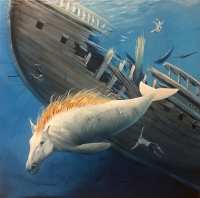 Гроссвалур. Иллюстрация Чарльза Сандерсона