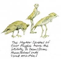 Хитер Спрайтс. Иллюстрация Алана Ли