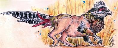 Ярошек. Иллюстрация Кейтара Вольфура