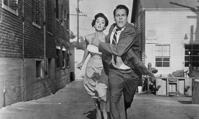 """Промо-кадр к фильму """"Вторжение похитителей тел"""" (Invasion of the Body Snatchers (1956)"""