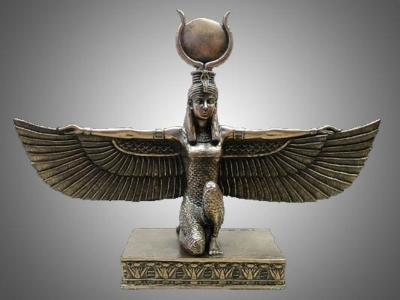 Богиня Хатор. Современная статуэтка