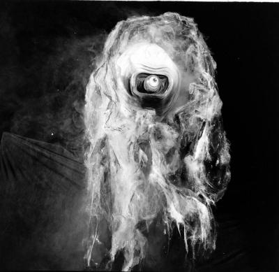 "Рекламное фото к фильму ""Это прибыло из космоса"" (It Came from Outer Space, 1953)"