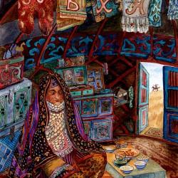 Ювха. Иллюстрация Ларисы Рябининой