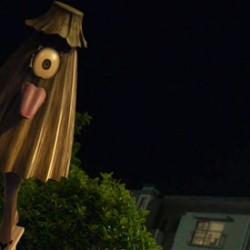 """Каса-обакэ из экранизации манги Сигеру Мидзуки """"GeGeGe no Kitarô"""" (""""Hakaba Kitarou"""")"""