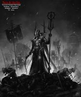 Кощей Бессмертный и армия вторжения. Авторская интерпретация персонажей от Романа Папсуева